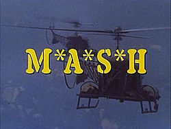 Openingsbeeld serie M*A*S*H